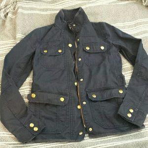 J crew field jacket